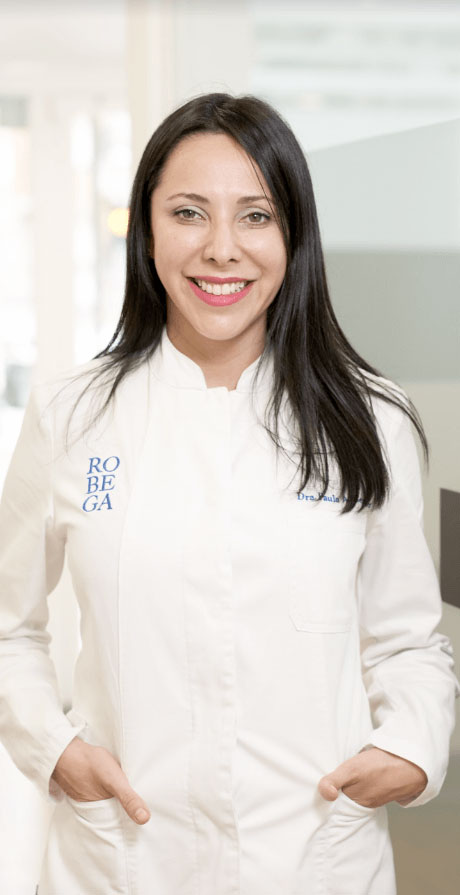 Doctora Paula Andrea Benitez rinomodelacion madrid