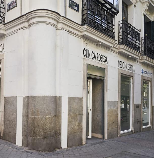 clinica estetica en el centro de madrid